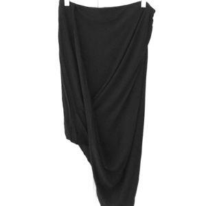Express Draped Skirt